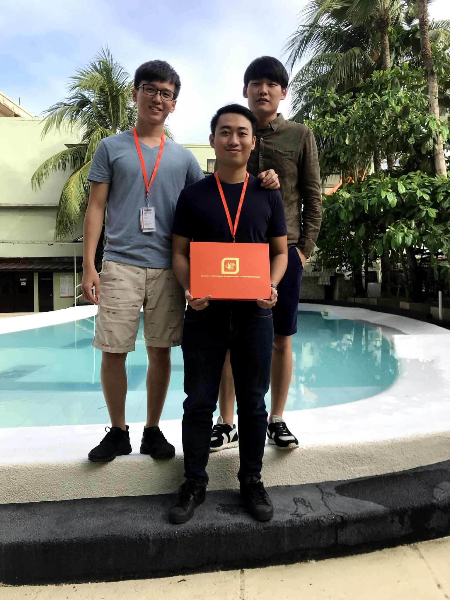菲律賓遊學心得, 宿霧CPILS語言學校評價
