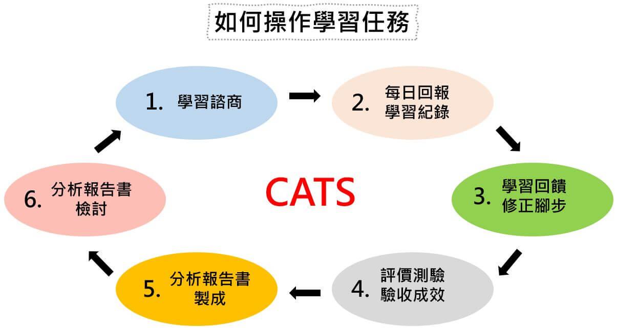 MK反轉外語CAT語言學習策略過程